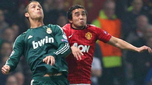Real Madrid venció 2-1 al Manchester United con gol de Cristiano y está en cuartos de la Champions
