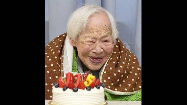 La mujer más anciana del mundo cumplió 115 años y vive en Japón