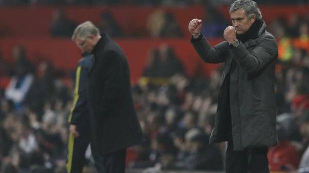 """Mourinho: """"El mejor equipo ha perdido, esperaba más del Real Madrid"""""""