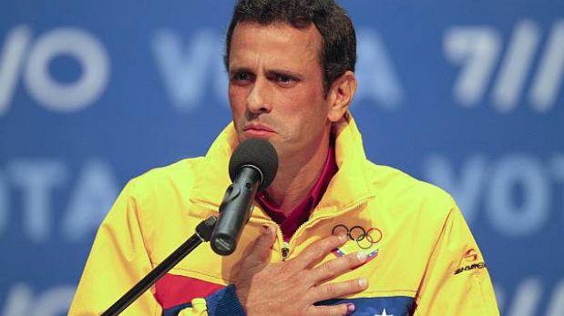"""Capriles tras muerte de Hugo Chávez: """"Abogamos por la unidad de los venezolanos"""""""