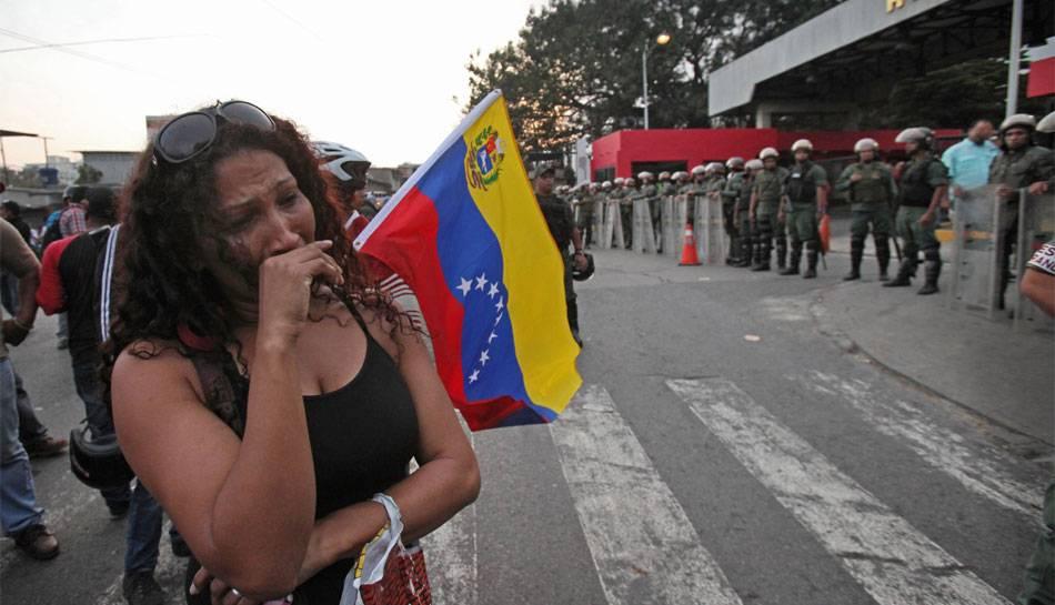 FOTOS: Venezuela llora la muerte de su presidente Hugo Chávez