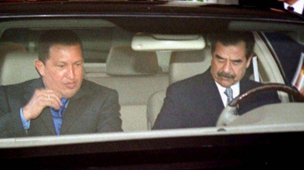 FOTOS: Hugo Chávez y sus más recordados encuentros con personalidades de todo el mundo