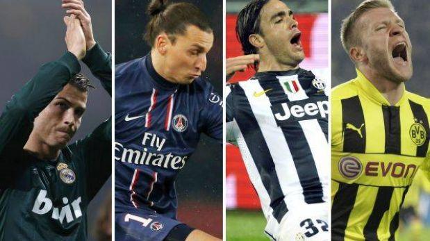 Champions League: estos son los primeros cuatro clasificados a cuartos de final