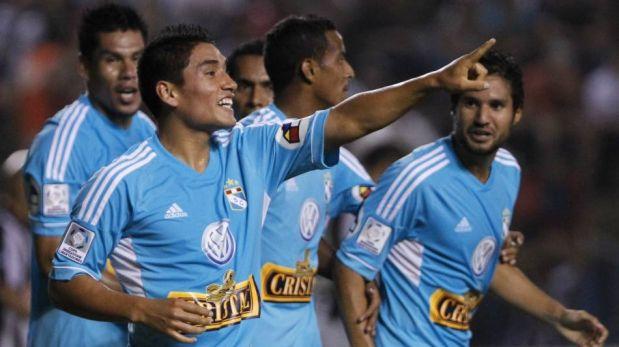 FOTOS: Sporting Cristal ganaba 2-0 pero se conformó con un empate ante Libertad en Paraguay
