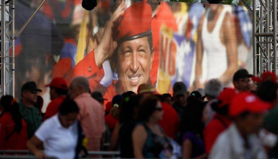 FOTOS: Cristina Fernández, Evo Morales, José Mujica y miles de venezolanos le rinden homenaje póstumo a Hugo Chávez
