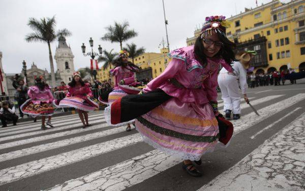 Lima fue declarada Plaza Mayor de la Cultura Iberoamericana 2014