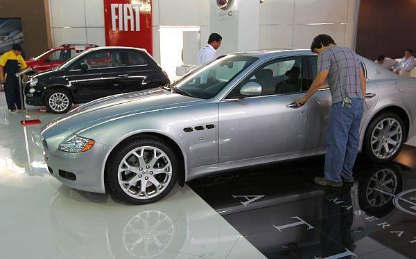 Registro de vehículos nuevos creció hasta 30% en primer bimestre del 2013