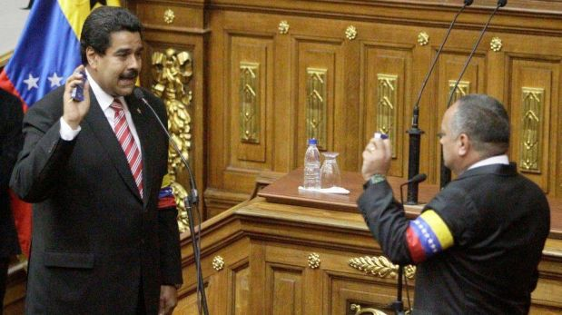 FOTOS: Nicolás Maduro y su polémico nombramiento como presidente encargado de Venezuela