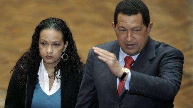 Hija de Hugo Chávez explicó por qué no estuvo en el funeral de su padre