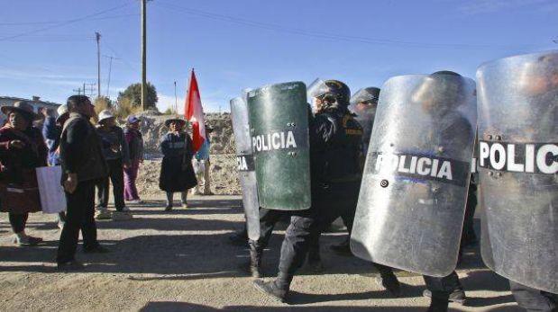 Conflictos sociales en el Perú: 62 casos son gestionados por la PCM