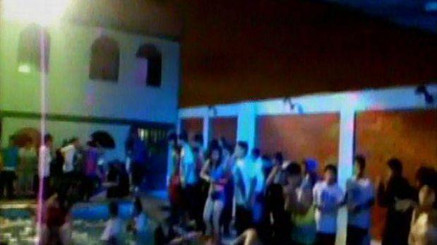 Local donde se hizo una presunta 'fiesta semáforo' fue clausurado