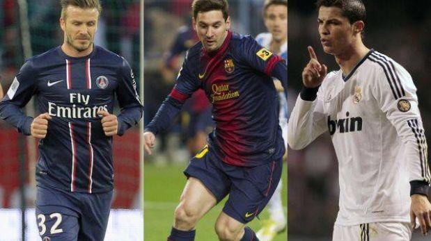 ¿Quién es el futbolista más rico del planeta?