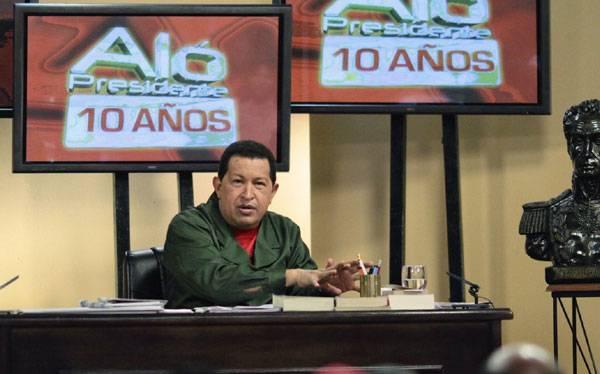 """Programa de Hugo Chávez """"Aló presidente"""" volvió como """"Aló comandante"""""""