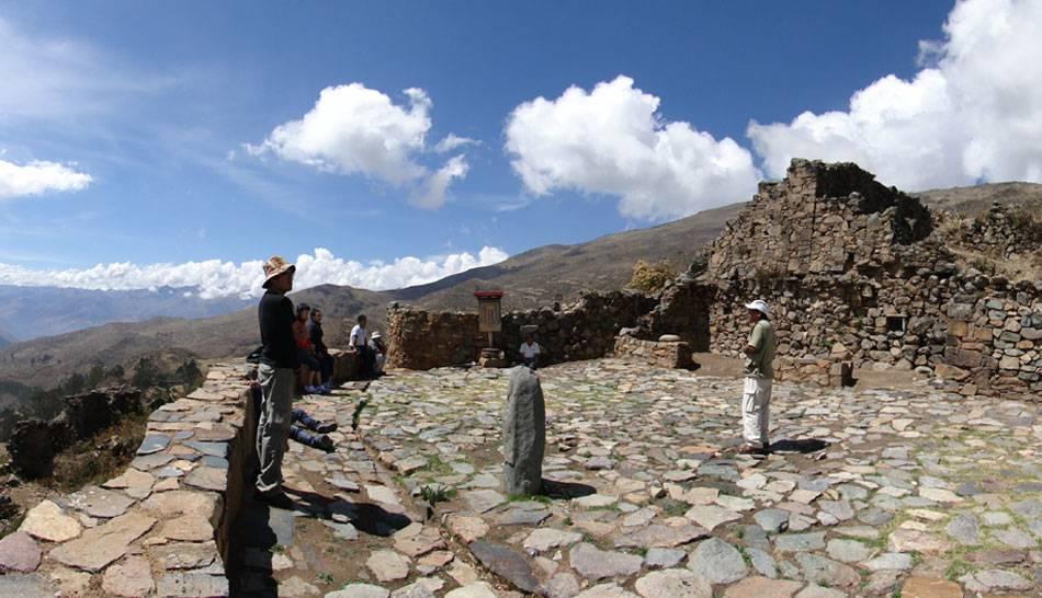 FOTOS: Andajes, una mirada desde el 'balcón de los Andes'