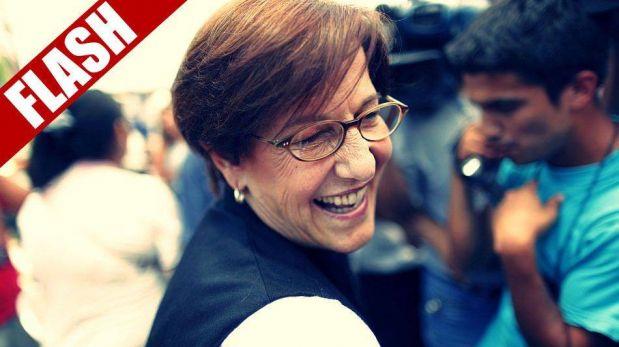 Susana Villarán recibió una segunda oportunidad de Lima, según boca de urna de Ipsos