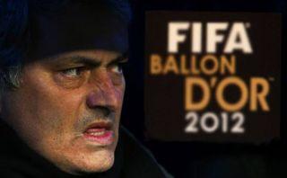 Mourinho acusó a la FIFA de fraude en votación al entrenador del año