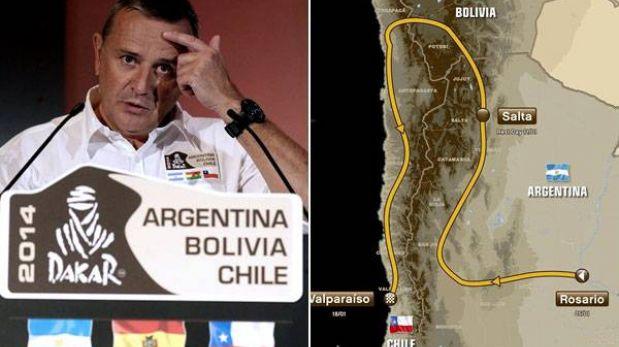 Dakar 2014: Perú quedó fuera y Bolivia será parte de la ruta