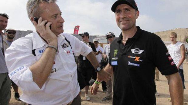 """Director del Dakar: """"Ausencia de Perú el 2014 es una promesa de regreso"""""""
