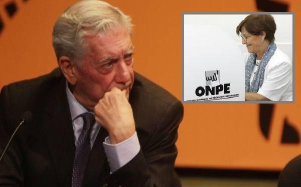 """Mario Vargas Llosa: """"Yo no estaba a favor de la revocatoria"""""""