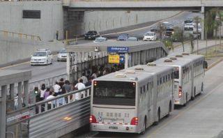 Lima restringirá servicio del Metropolitano por feriados de Semana Santa