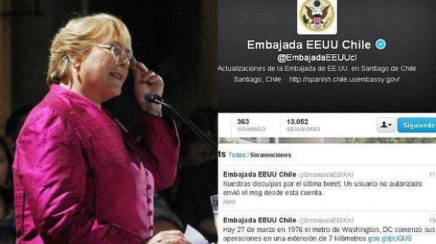 embajada eeuu chile: