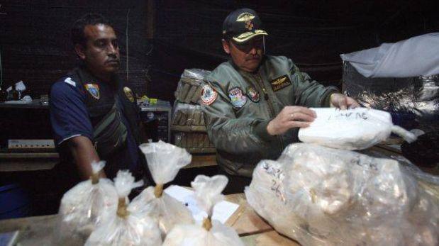 Ica: la policía decomisó 60 kilos de cocaína que estaban ocultos en camioneta