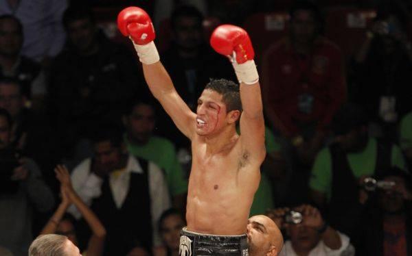 Jonathan Maicelo tendrá el viernes la pelea más dura de su carrera