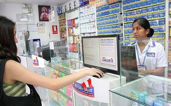 Sunasa analizará sobrecostos en precios de medicamentos