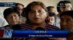 Comerciantes de La Parada piden que fallo judicial se ejecute de inmediato - Noticias de ida avila sedano