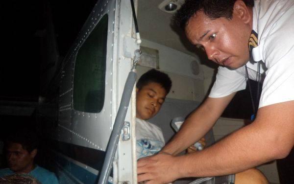 Murió joven que fue ayudado por mototaxistas en Contamana