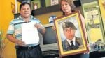 Padre de César Vilca asegura sentirse humillado por el Gobierno - Noticias de janet salazar