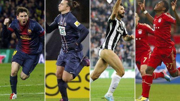 Champions League Programaci N De Los Partidos De Hoy