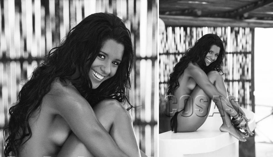 FOTOS: Rocío Miranda, la fresca belleza de una voleibolista y modelo de ensueño