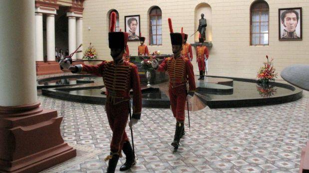 FOTOS: Cuartel de la Montaña, museo y panteón de Hugo Chávez