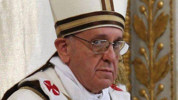 """Papa Francisco admite que hay un """"lobby gay"""" en el Vaticano"""