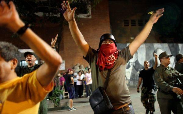 """Venezuela es una """"bomba de tiempo"""" que """"puede desencadenar en guerra civil"""""""