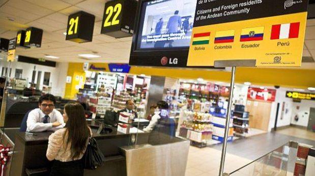 Aeropuerto Jorge Chávez, el mejor de Sudamérica por quinto año consecutivo
