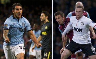 Manchester City ganó y acortó distancia con Manchester United
