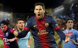 Lionel Messi jugará en Lima junto a Abidal, Cavani, Agüero y otros cracks