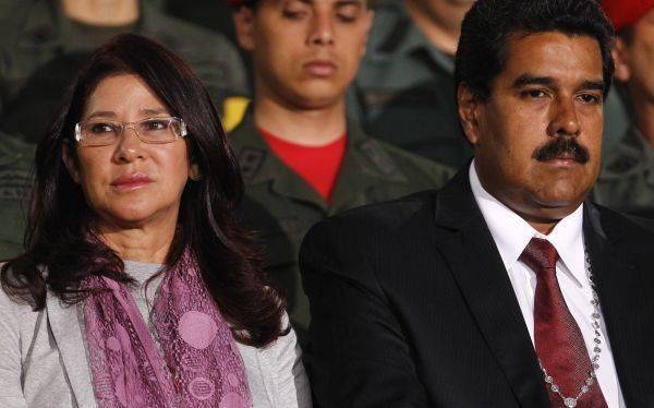 Cilia Flores, la combativa nueva primera dama de Venezuela