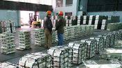 Sube el precio del zinc impulsado por paralizaciones en Perú