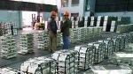 Sube el precio del zinc impulsado por paralizaciones en Perú - Noticias de compañía de minas buenaventura