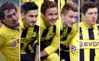 Borussia Dortmund, el equipo que se mueve al ritmo de jugadores de 23 años