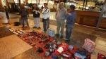 Ambulantes se adueñan del centro ante la falta de serenos - Noticias de helbert gutierrez