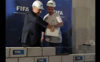 La FIFA anunció la construcción de su museo del fútbol