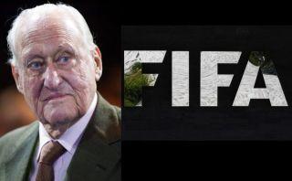 Joao Havelange renunció como presidente honorario de la FIFA por haber recibido sobornos