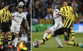 FOTOS: Borussia Dortmund sufrió ante Real Madrid pero llegó a la final de Champions League
