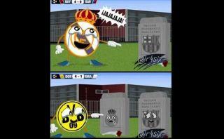 Memes: Borussia Dortmund clasificado a la final de la Champions y el Real Madrid humillado