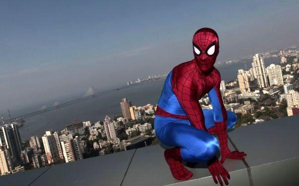 'Spiderman' robó US$6 mil de empresa turística de Hollywood