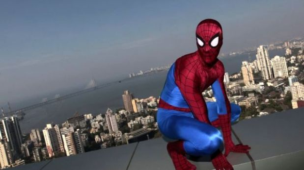 'Spiderman' robó US$6 mil de empresa turística de Hollywood